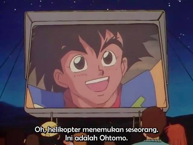 Download Future GPX Cyber Formula Episode 16 Subtitle Indonesia