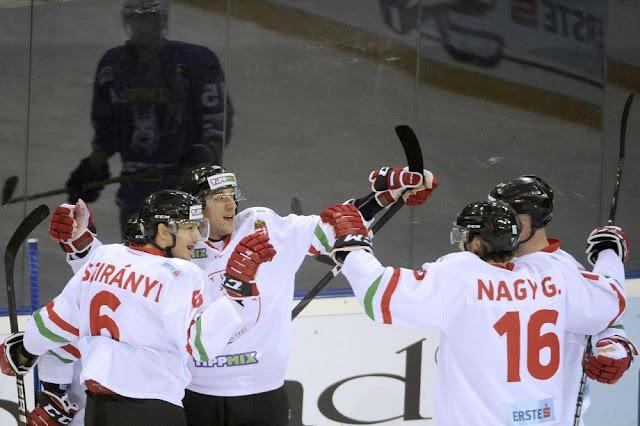 Peking 2022 - A magyar férfi jégkorong-válogatott Nottinghamben selejtez
