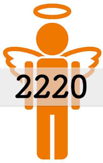 エンジェルナンバー 2220