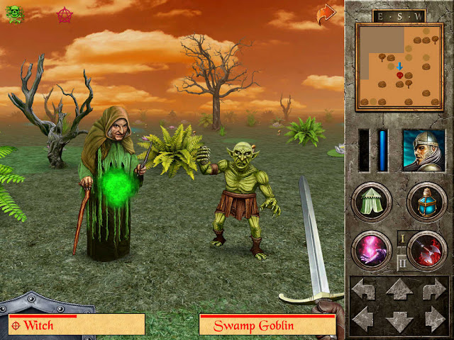 turn based RPG on iPad
