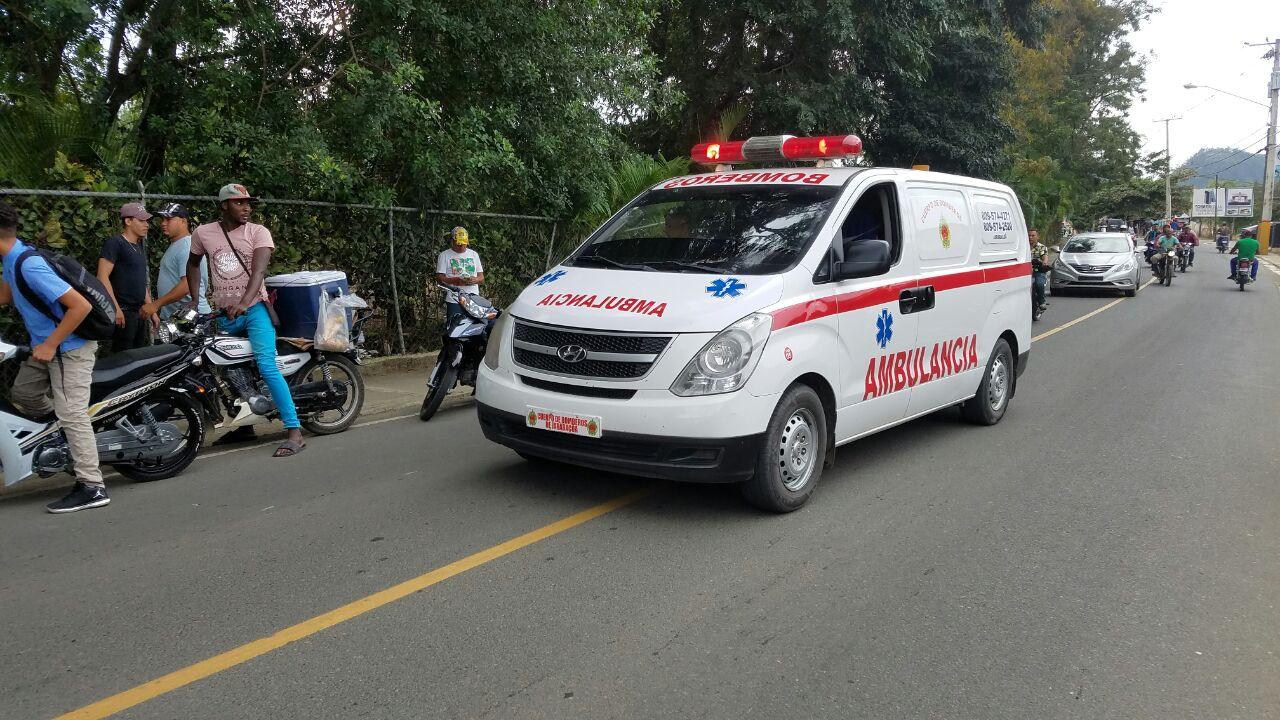 Hombre mata  a su mujer de ocho estocada  en Barahona