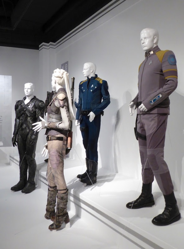 Star Trek Beyond film costumes