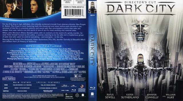 DVD Cover Dark City 1998 movieloversreviews.filminspector.com