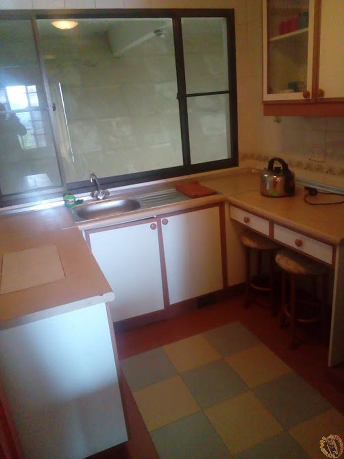 Dapur Equatorial Hill Resort Apartment, Cameron Highlands