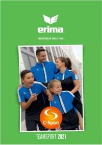 Catalogue Erima 2021