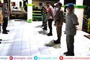 Usai Apel Gabungan, Polsek Malua Patroli di Tempat Hiburan Malam dan Cafe