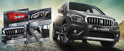 Harga Suzuki New S-Cross Medan