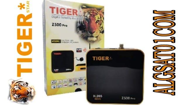 جديد الموقع الرسمي TIGER  Z500 PRO بتاريخ 25122020 .