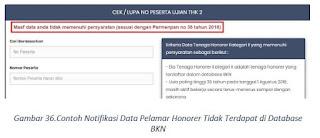 Alur Pedaftaran CPNS 2018 Formasi K2