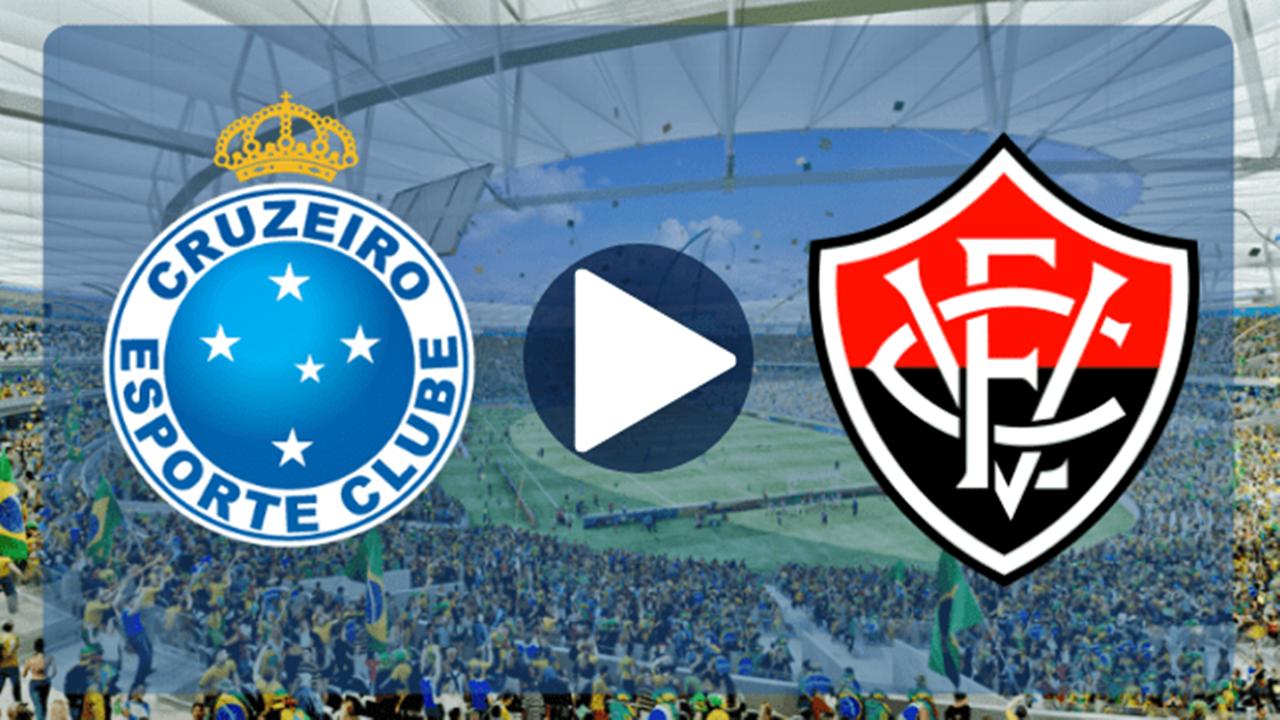 Assistir Cruzeiro x Vitória ao vivo HD pelo Campeonato Brasileiro 20:45h 1
