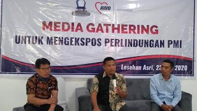 Gelar Media Gathering Bersama Wartawan, ADBMI Sebut Perlindungan Terhadap PMI  Masih Lemah