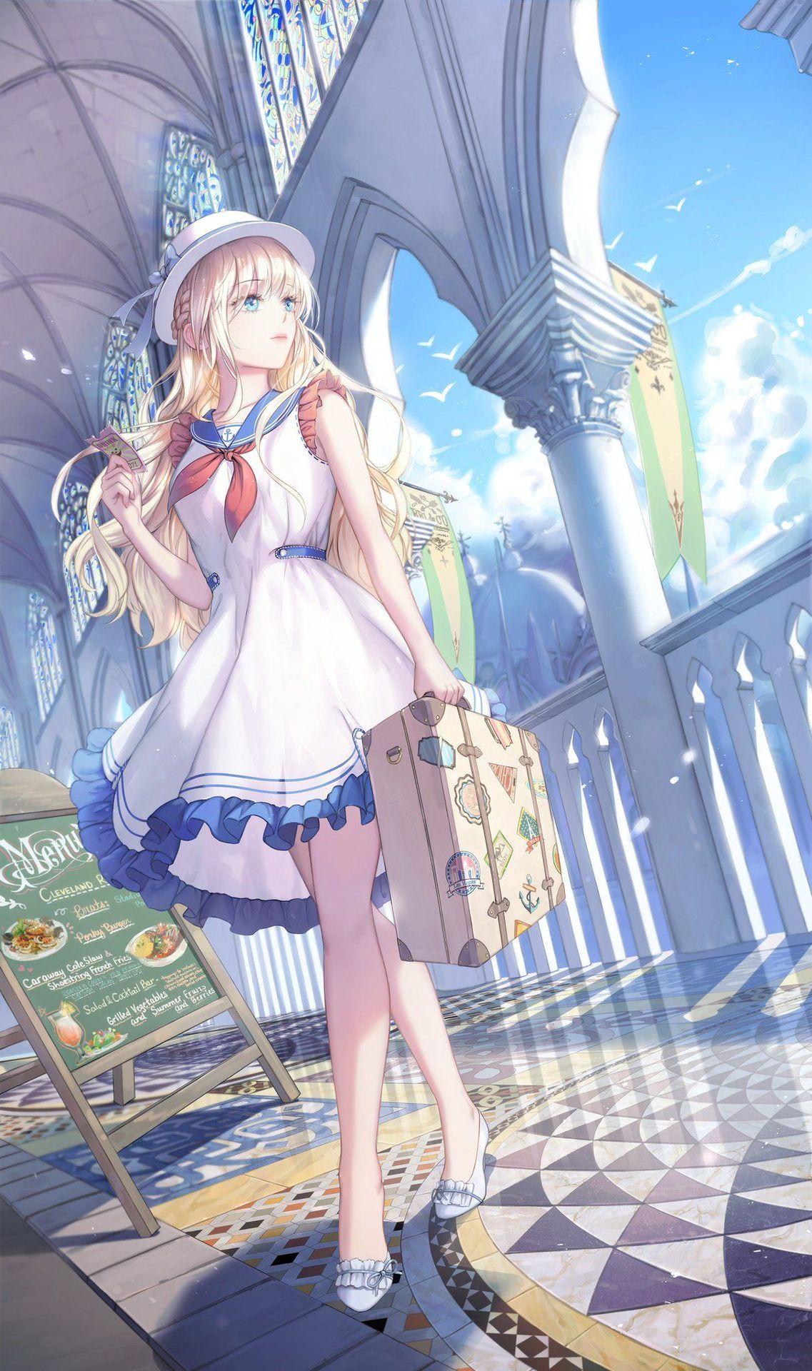 Hình Nền điện Thoại Anime đẹp
