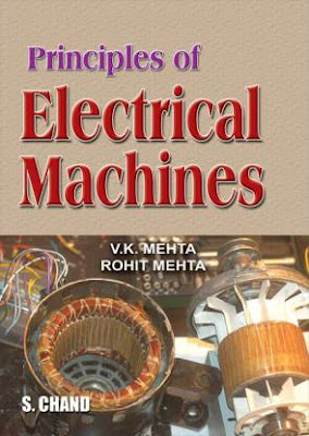 Principles of Electrical Machines PDF