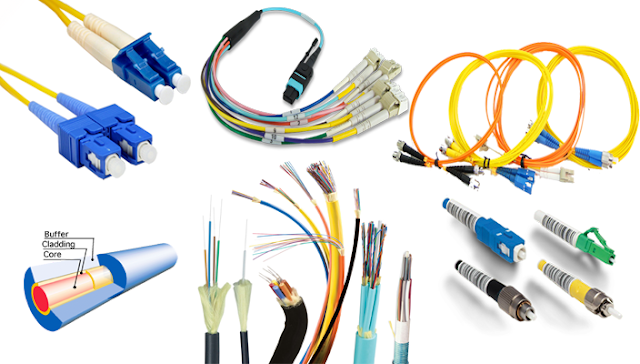 Gigabit Ethernet over optical fiber