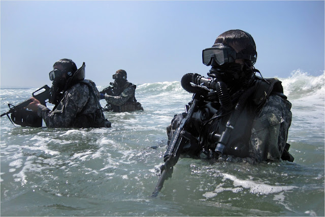 SEALs da Marinha Americana