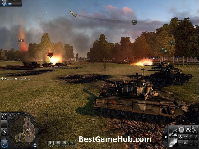 World in Conflict Compressed Torrent Game Free Download