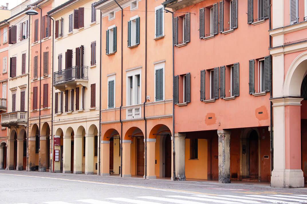 Deseos viajeros volver a Bolonia