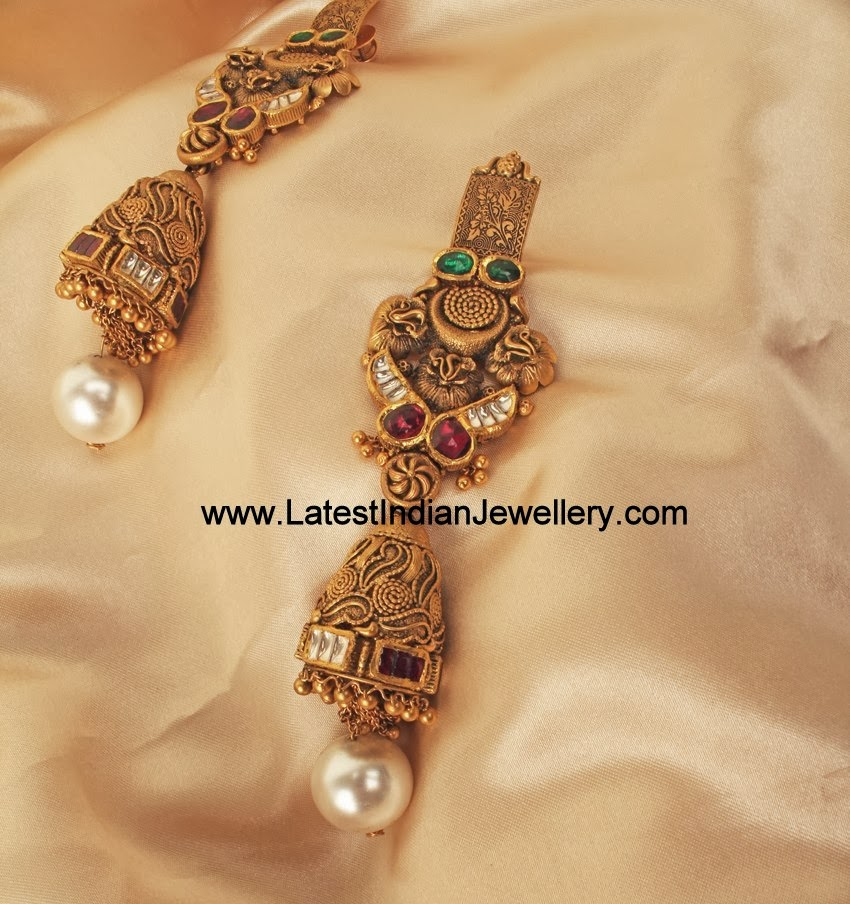 Indian Gold Bridal Jewellery