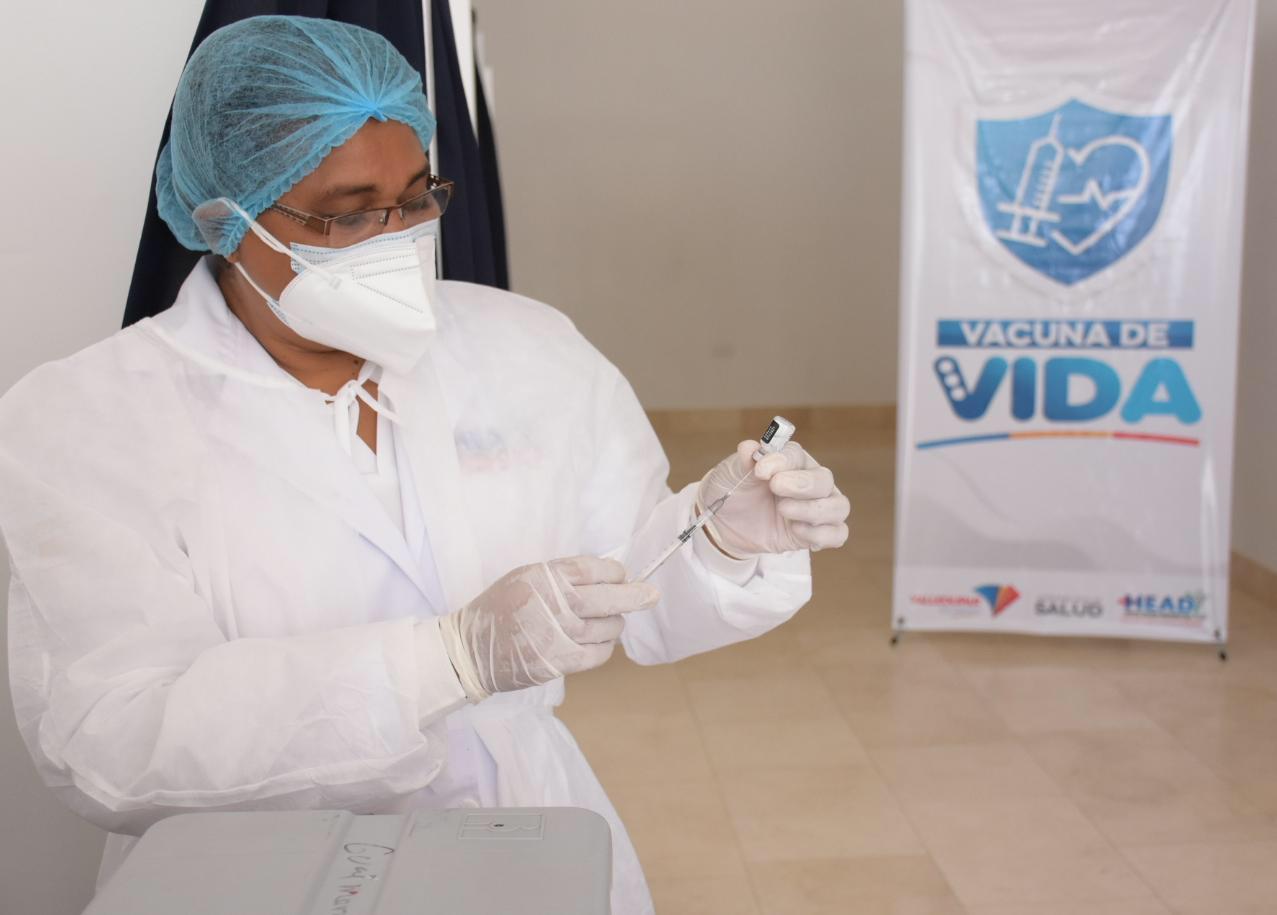 hoyennoticia.com, En la capital del Cesar se han aplicado 54.429 vacunas contra el  Covid-19