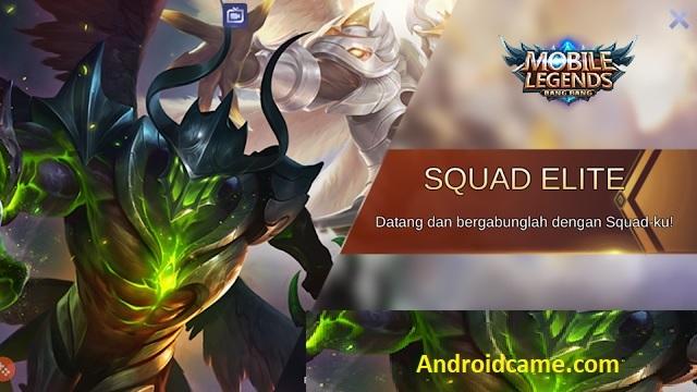 Tips Membuat Team Squad Game Legends, Terbaru 2020