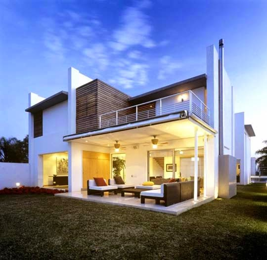 The Elements of Modern House Designs