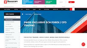 ecn forex broker canada