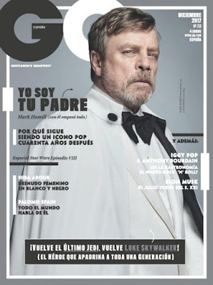 Revista GQ España Diciembre 2017