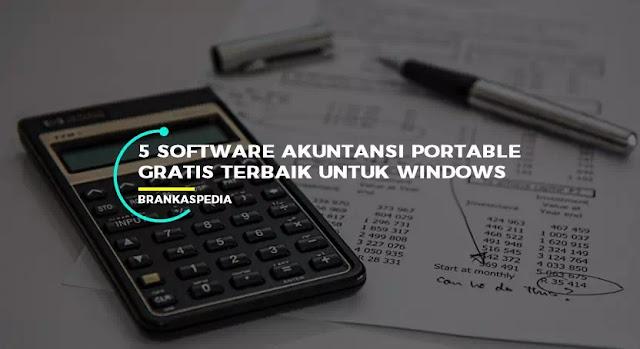 Software Akuntansi portable Gratis Terbaik