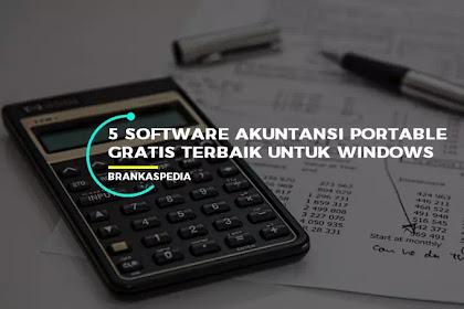 5 Software Akuntansi portable Gratis Terbaik Untuk Windows
