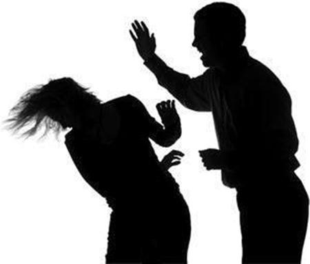 suami pukul isteri, gambar isteri dipukul, suami panas baran