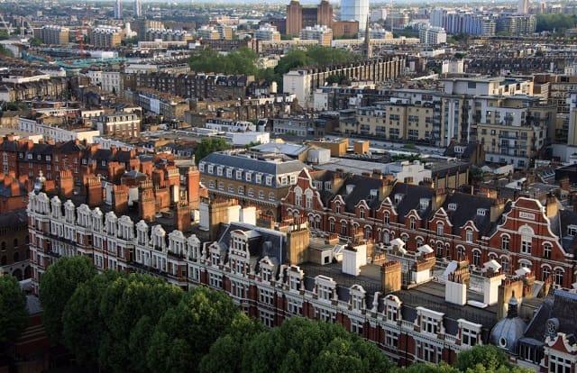 property sourcing in London real estate market uk