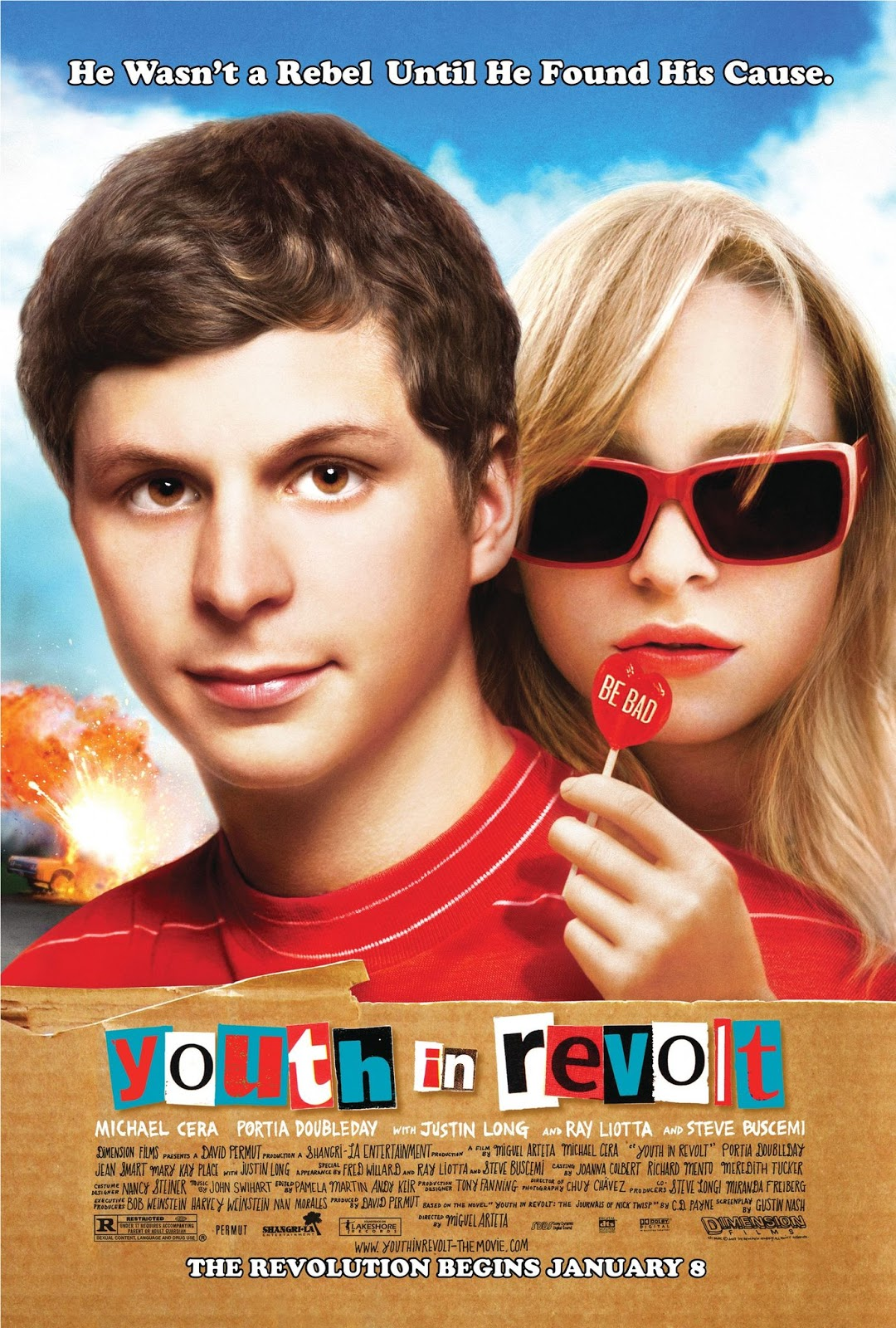 Youth in Revolt 2009 - Full (HD)