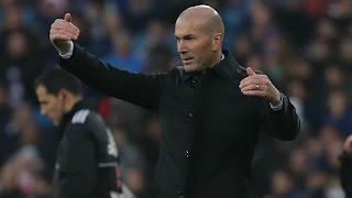 Zidane: De Jong call was right