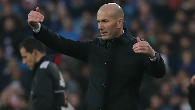 Zidane: De Jong call was right