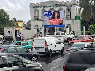 Université des Comores : Le paiement des frais de scolarité se feront via Holo !