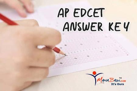 AP EdCET 2021 Answer Key