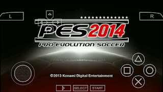 Game PES 2014 ISO PPSSPP For Android
