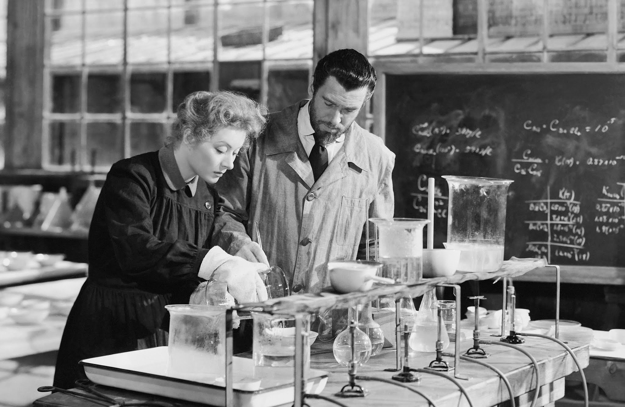 Blu-Ray Review | Madame Curie | 1943