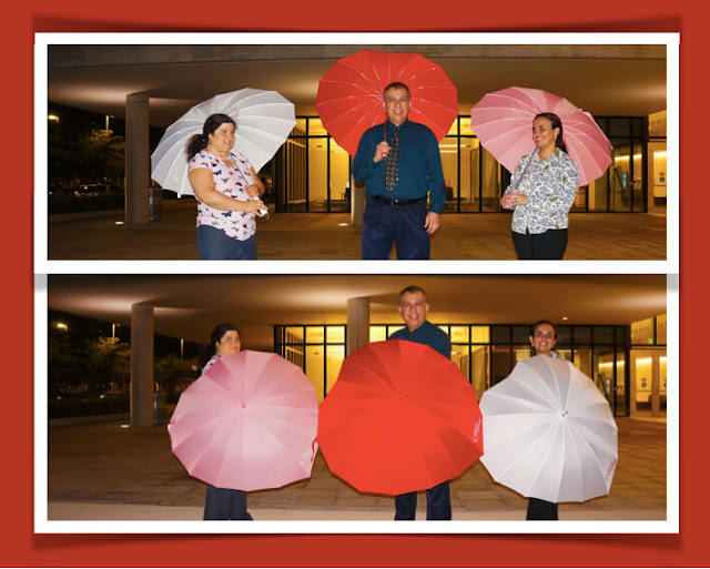 Pictures of The Heart umbrella