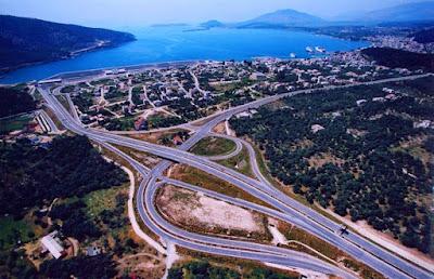 Πόσο κοστίζουν για έναν Θεσπρωτό τα διόδια για Αθήνα και Θεσσαλονίκη