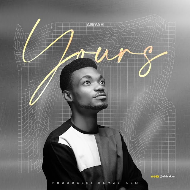 [Music] Yours By Abiyah  www.gospelmusicentament.com.ng