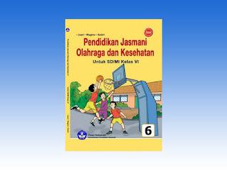 Pelajaran Pendidikan Jasmani, Olahraga dan Kesehatan (PJOK) sd