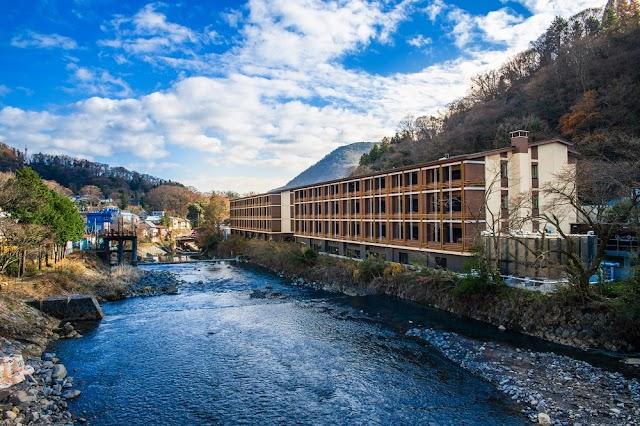 JAPAN WELCOMES FIRST HOTEL INDIGO IN HAKONE GORA'S HISTORICAL ONSEN NEIGHBOURHOOD