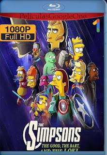 Los Simpson: La buena, el malo y Loki (2021)[1080p Web-DL] [Latino-Inglés][Google Drive] chapelHD