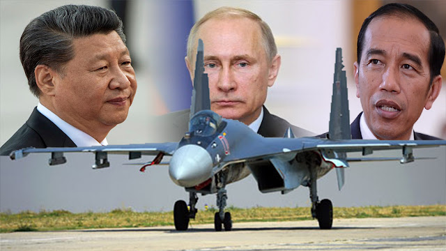 jet tempur, pesawat militer, politik, SU-35,