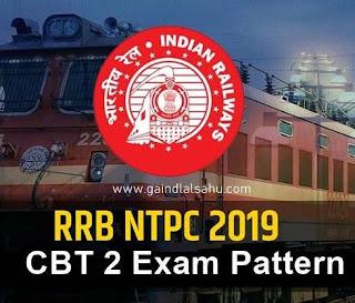 RRB NTPC CBT 2 Exam Pattern: Syllabus, Cutoff, Study Plan, Admit Card, Apply online, Important Dates