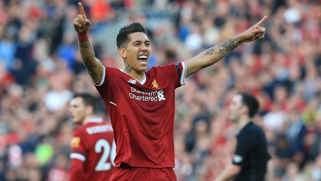 Roberto Firminho Perpanjang Kontrak Bersama Liverpool