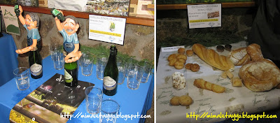 Degustación de productos de Ávila, Gredos
