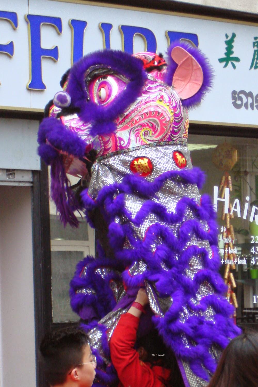 13me Paris Le nouvel an chinois