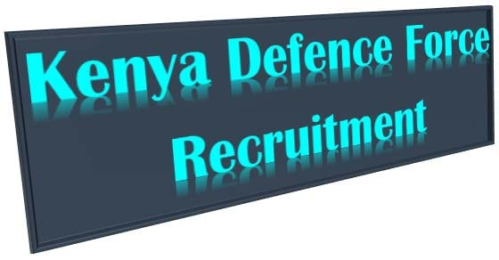 KDF Recruitment 2021 / How to Apply for KDF Recruitment